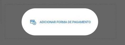 """Destaque do botão """"Adicionar forma de pagamento"""" no site do Google Adsense"""