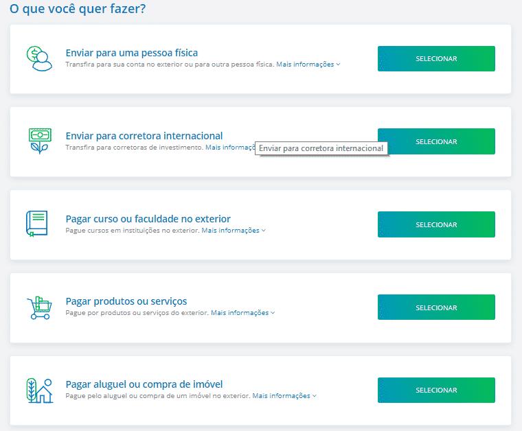 enviar dinheiro para portugal natureza - Como enviar dinheiro para Portugal