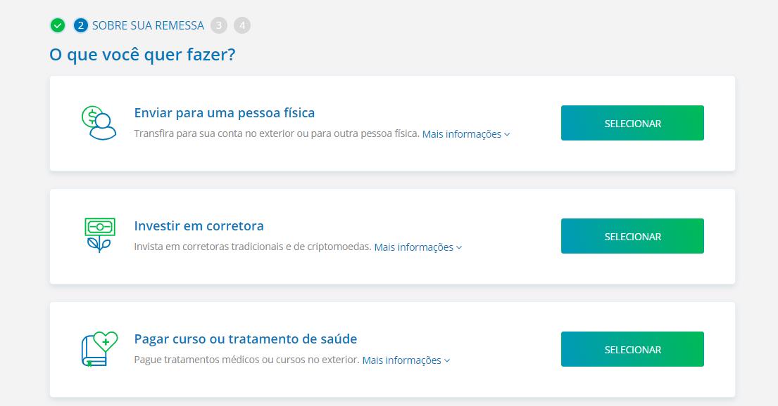 É fácil pagar cursos no exterior usando a Remessa Online.