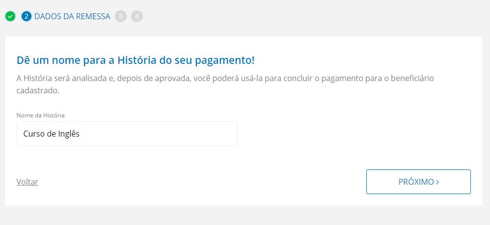A Remessa Online é a melhor alternativa para pagamentos internacionais.