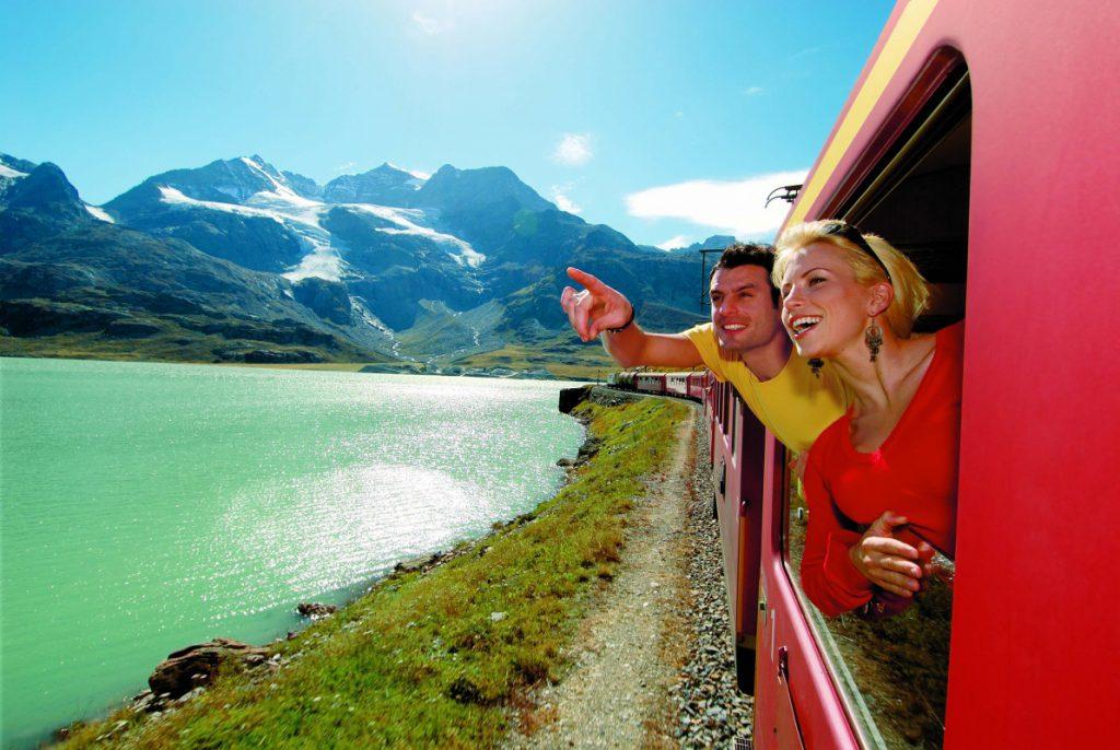 Você pode fazer uma associação de meios de transportes em sua viagem à Europa ou escolher apenas um deles. Os trens costumam ser uma ótima opção.