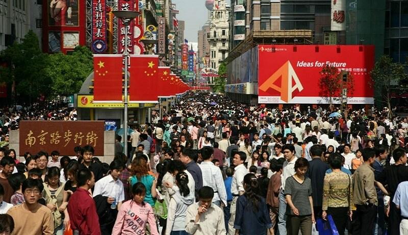 Por a China ser o país mais populoso do mundo, esteja preparado para aglomerações.