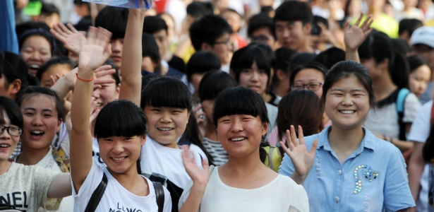Chineses possuem costumes excêntricos.