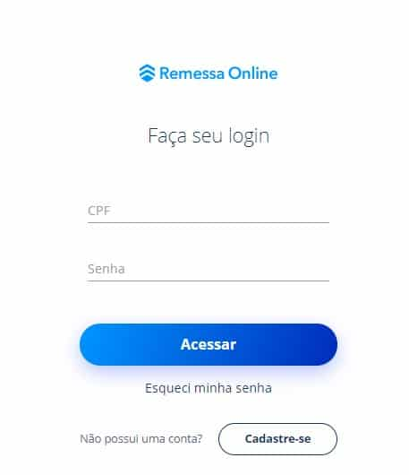 Cadastre-se na Remessa Online para receber dinheiro de Portugal e outros países.