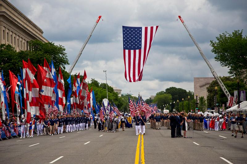 O Memorial Day é um feriado para homenagear os militares que morreram em guerras enquanto lutavam nas Forças Armadas dos Estados Unidos.