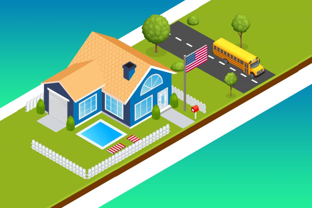 Você pode usar a Remessa Online para a compra ou aluguel de imóveis no exterior