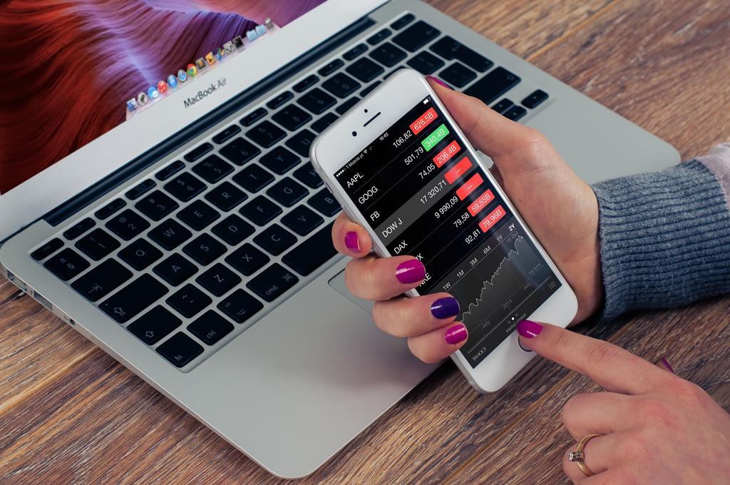Internet Banking no Smartphone