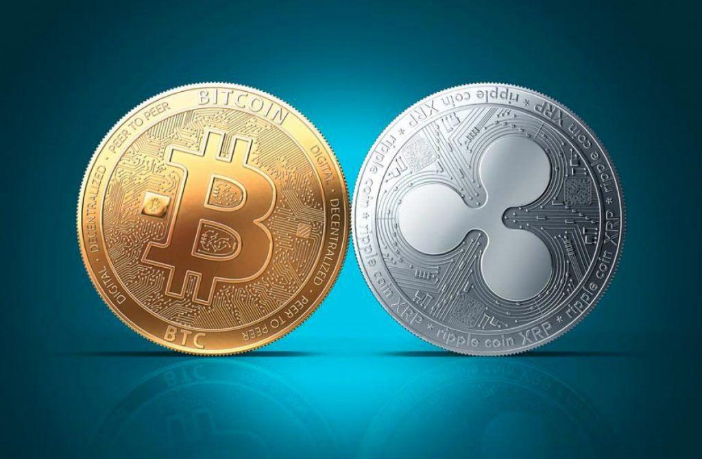 bitcoin vs ripple 1024x670 - Ripple - tudo que você precisa saber