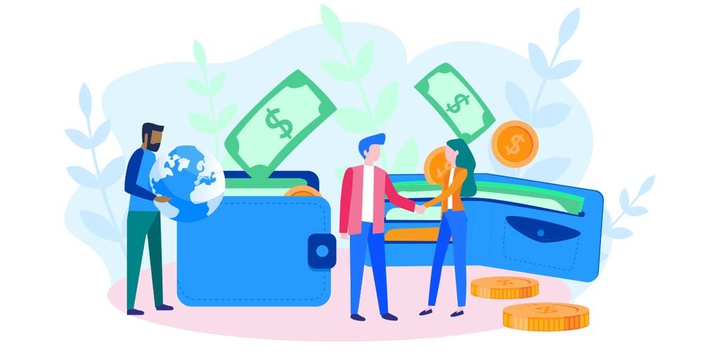 Saiba como receber dinheiro do exterior na sua conta bancária do Brasil.