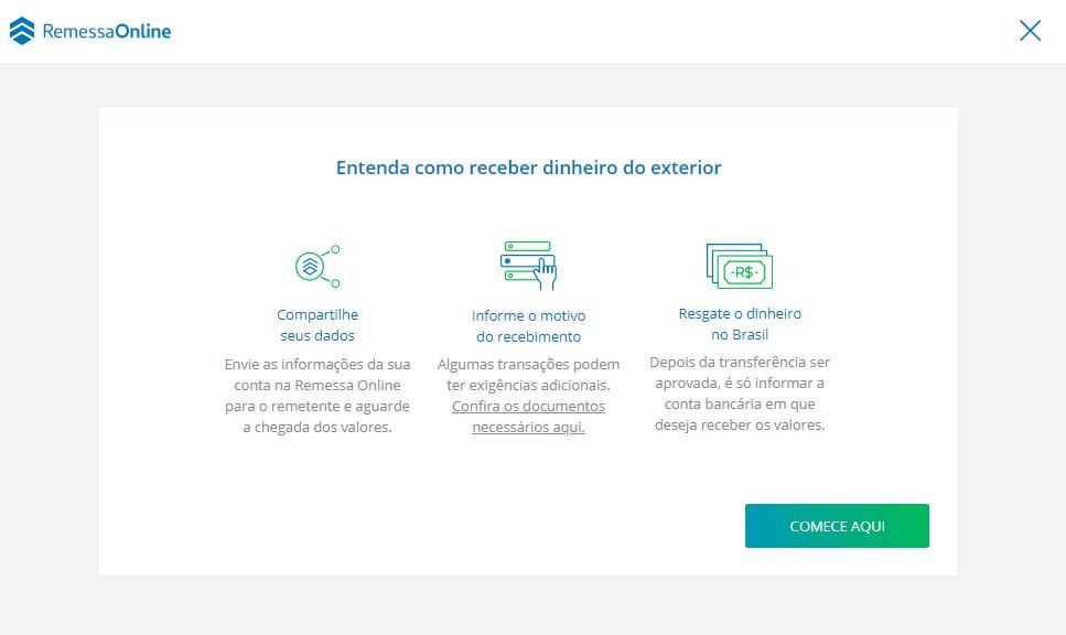 Você pode receber dinheiro do Google Adsense através da Remessa Online