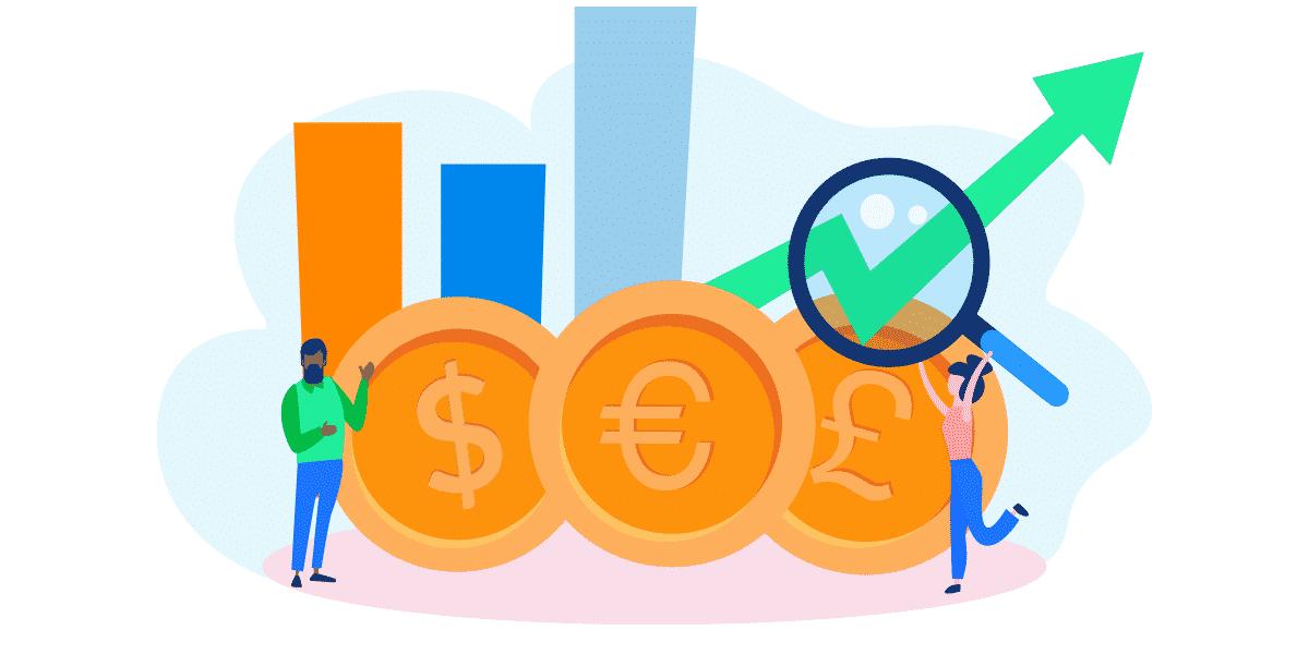 Cotação do Dólar, Euro e Libra