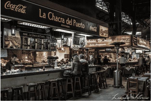 Mercado Del Puerto | Fonte; Flickr