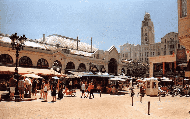 Uruguai: Mercado Del Puerto