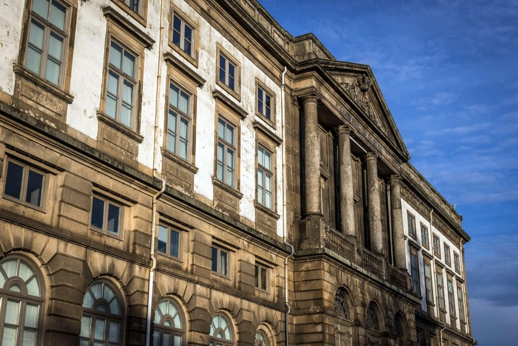 Faça seu mestrado em Portugal na Universidade do Porto
