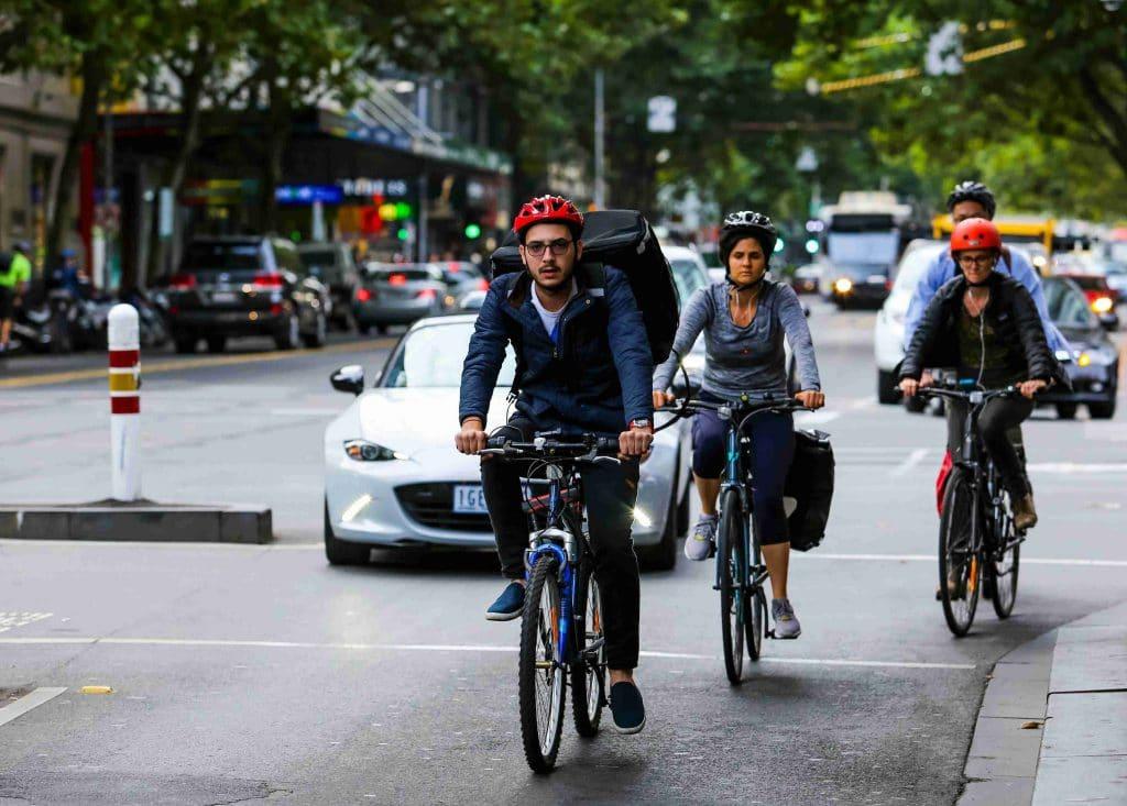 Aproveite seu intercâmbio para conhecer a Austrália de bicicleta.