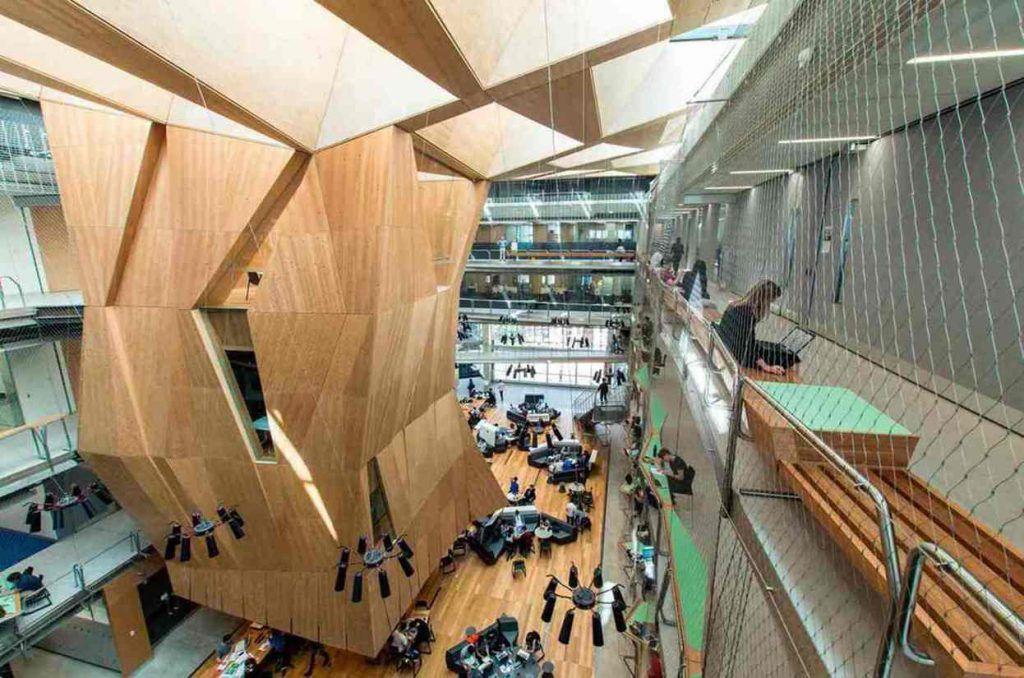 Melbourne School of Design 1024x678 - Conheça as melhores universidades do mundo para fazer MBA