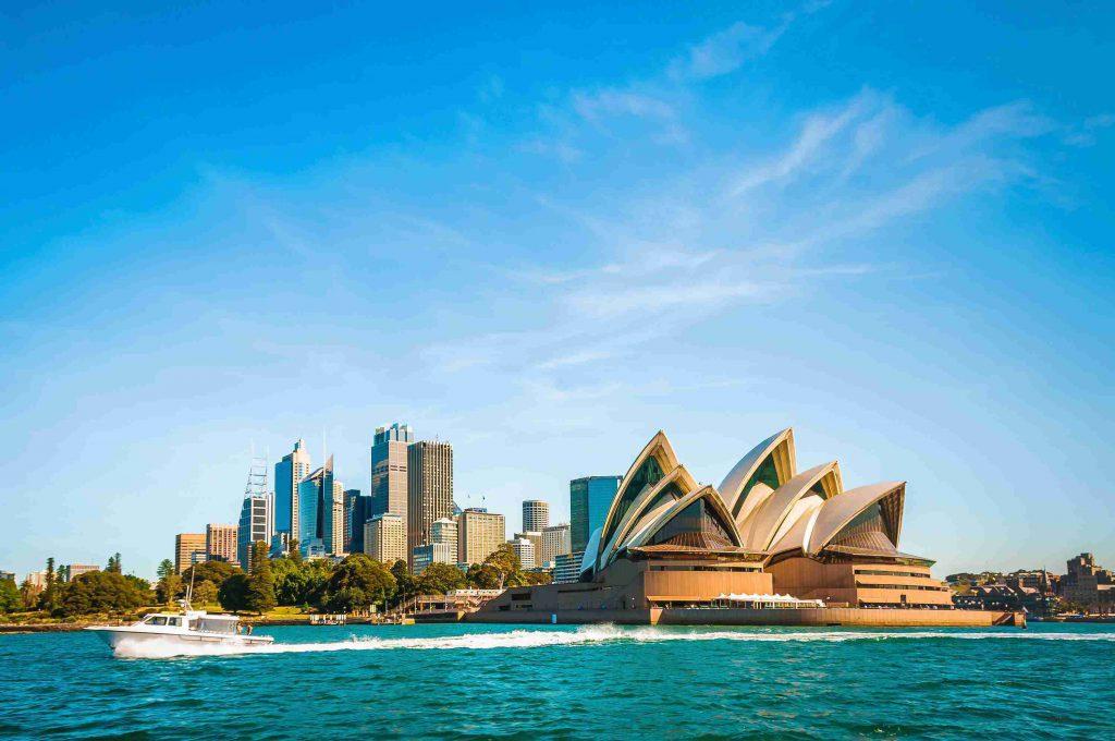 Intercâmbio na Austrália em Sydney