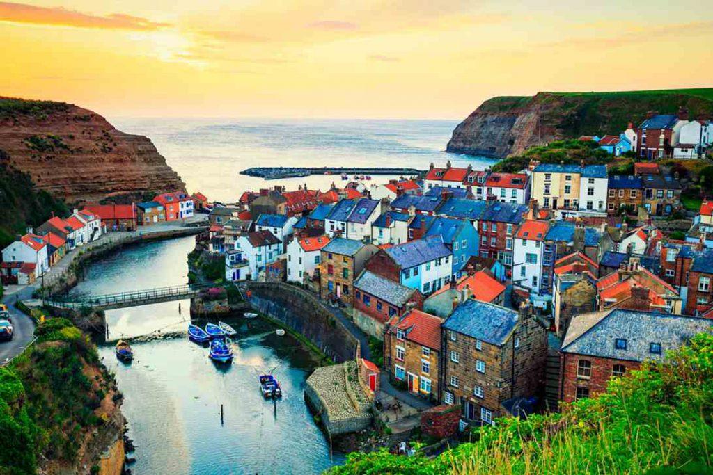Comprar imóveis em Yorkshire, no Reino Unido é bem menos burocrático.