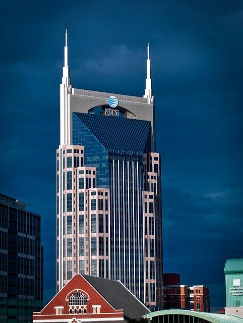 A AT&T, maior empresa de telefonia dos Estados Unidos, é a nona empresa do ranking Fortune 500