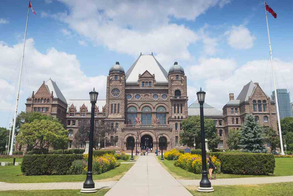 Faça um Intercâmbio no Canadá na Toronto University