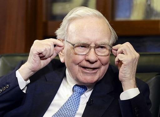 A Berkchire Hathaway, do megainvestidor Warren Buffett, está na quarta posição do Fortune 500