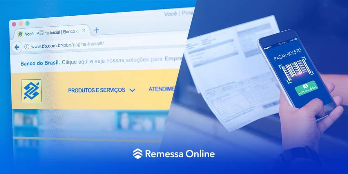 Como emitir boleto pelo Banco do Brasil