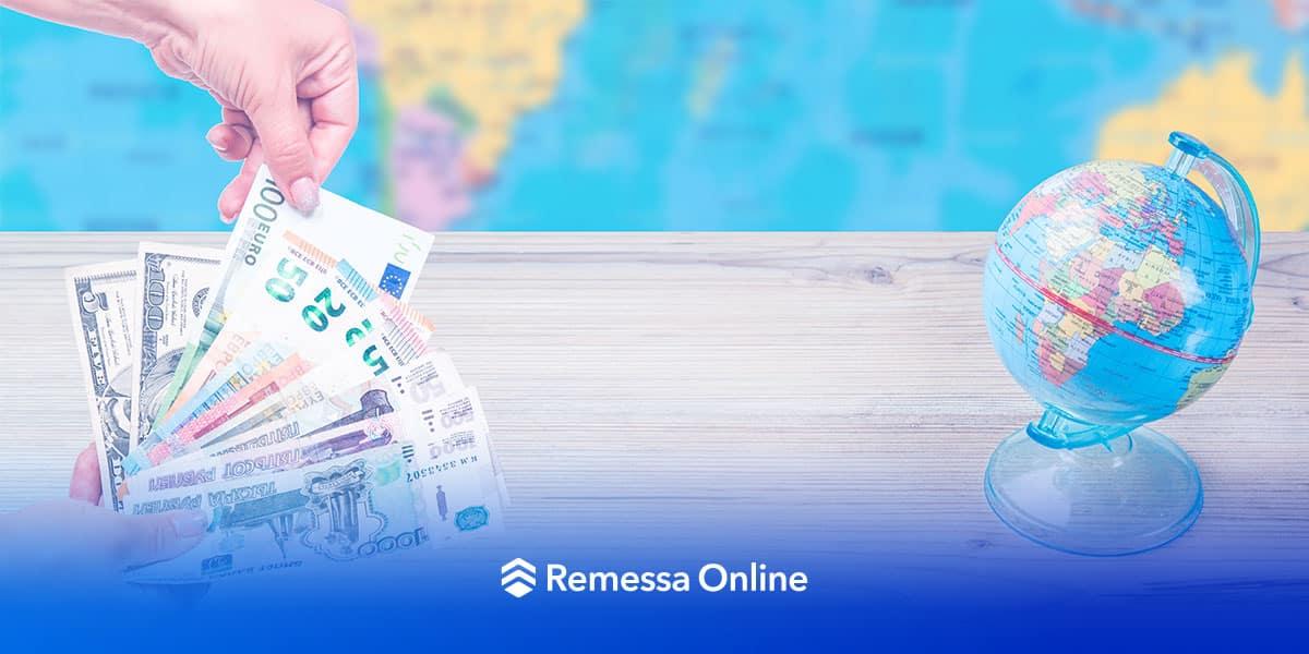 Dicas sobre como enviar dinheiro para o exterior