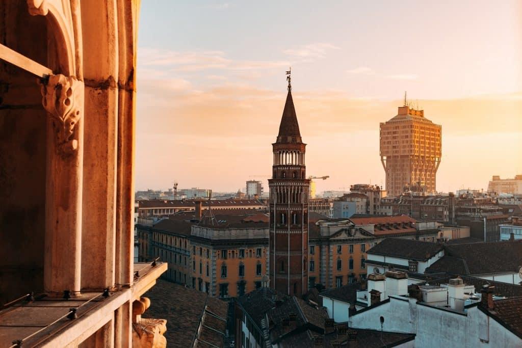 A agência do Banco do Brasil na Itália fica localizada em Milão, e só atende clientes corporativos