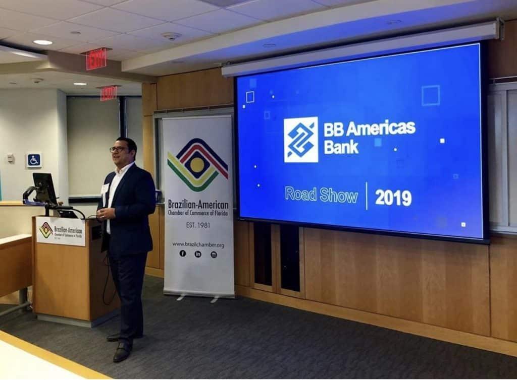 BB Americas é um dos braços do Banco do Brasil no exterior, com agências em cidades como Miami e Orlando