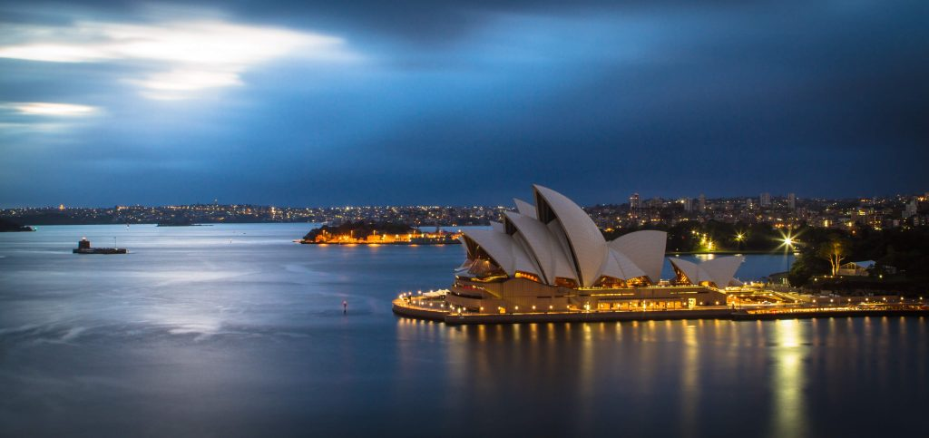 Ópera de Sidney: sabia que o visto australiano é emitido eletronicamente?