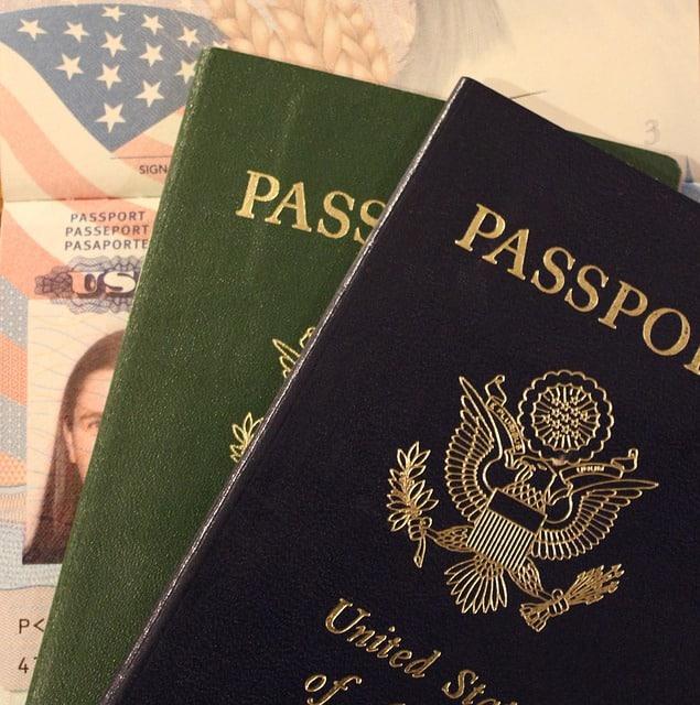Um dos documentos necessários para fechar a compra do imóvel em Orlando é um passaporte dentro do prazo de validade