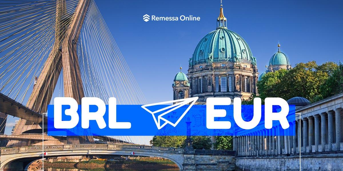 Remessa Online agora oferece transferência internacional instantânea para a Europa