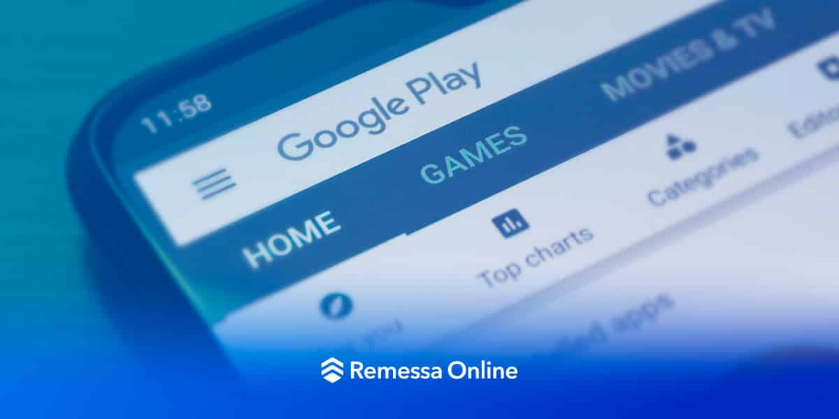 Como colocar seu game no Google Play Store