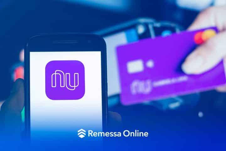 Como pagar contas no exterior pelo Nubank