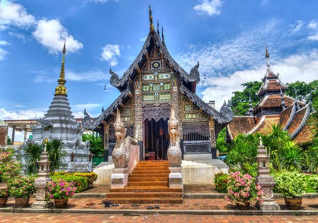 A Tailândia é um dos melhores países do mundo para viver depois de se aposentar por aliar modernidade e respeito às tradições milenares.