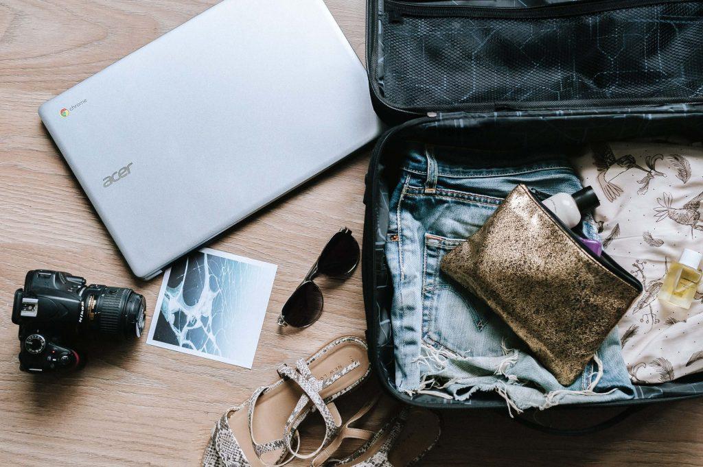 Arrume suas malas na viagem à Itália