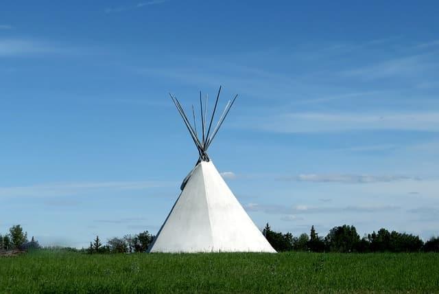 O Canadá respeita as origens de seus antepassados indígenas