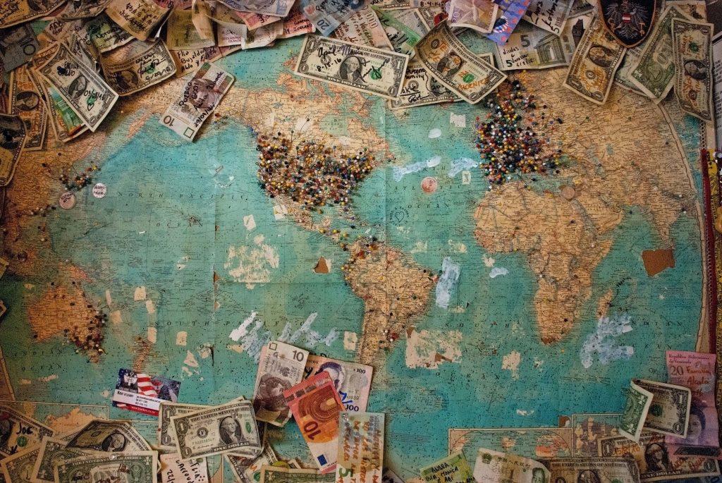 abrir uma conta internacional