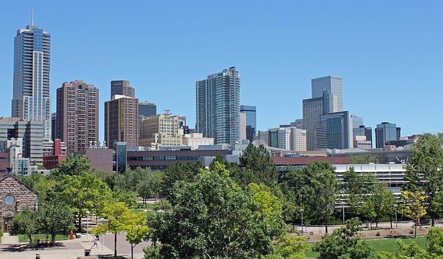Denver tem um custo de vida relativamente baixo