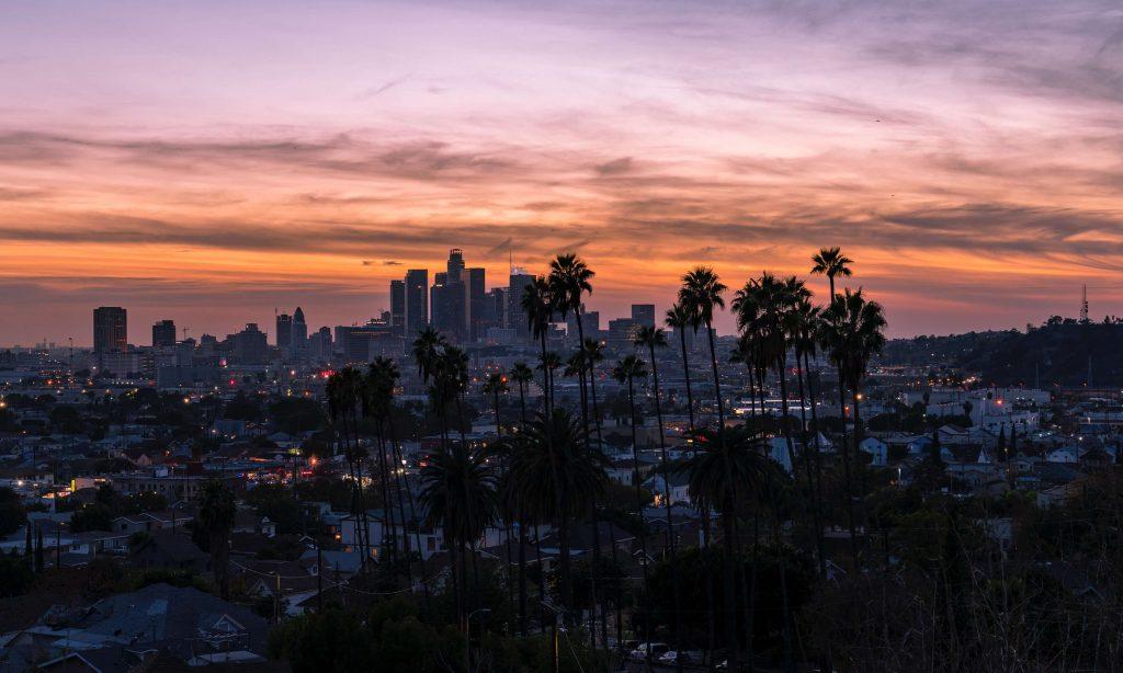 Los Angeles é a segunda cidade mais populosa dos Estados Unidos