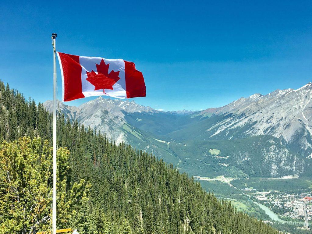 Quem ama natureza também vai se apaixonar pelas belas paisagens naturais canadenses.