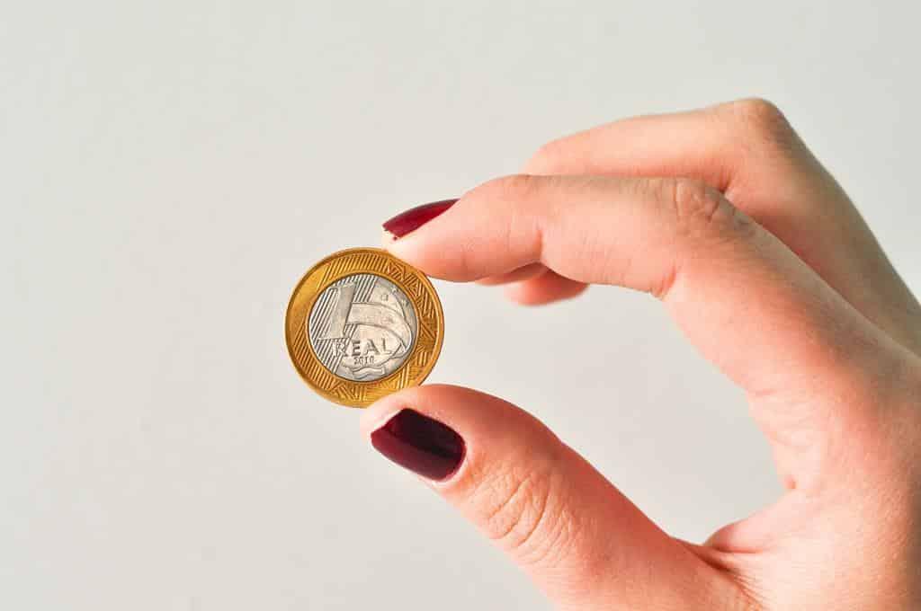 no Nubank Rewards, cada 1 real gasto é convertido em 1 ponto