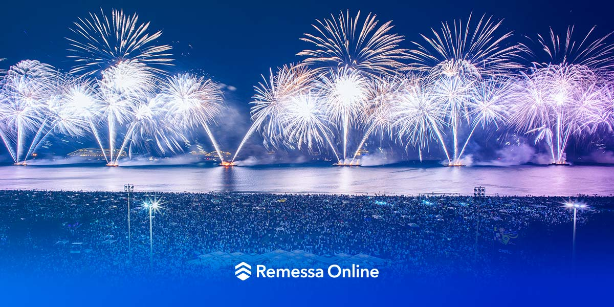 Melhores destinos para o ano novo na América do Sul