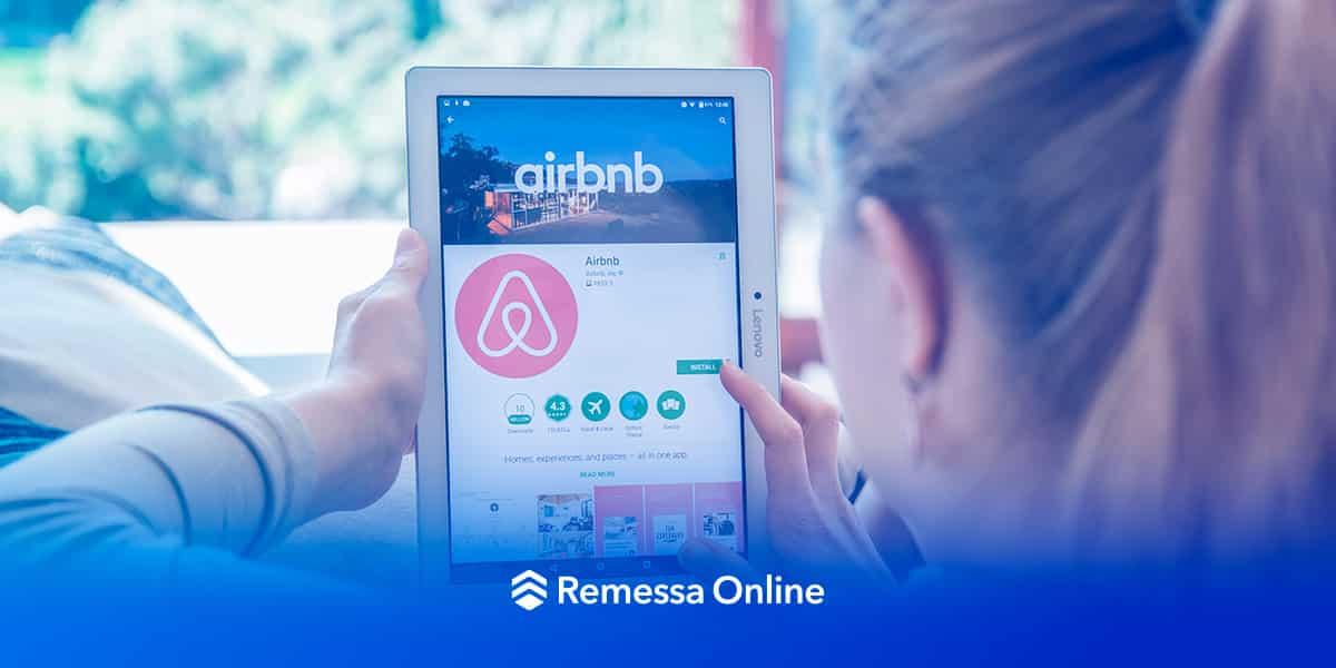 Saiba como funciona o airbnb