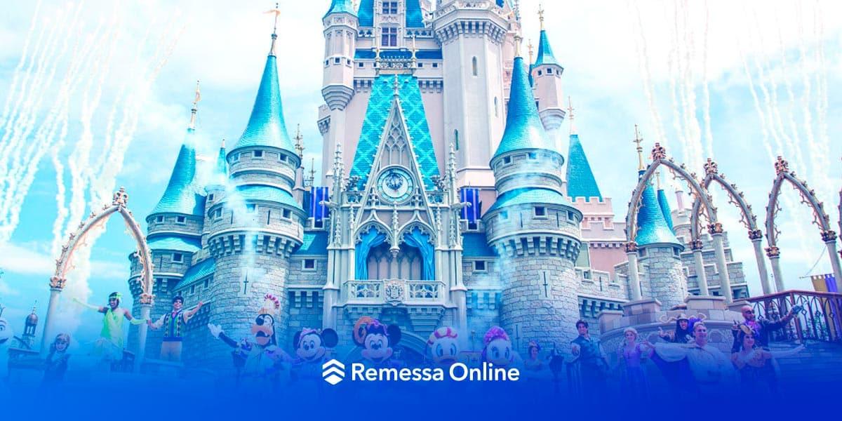 saiba como investir em ações Disney