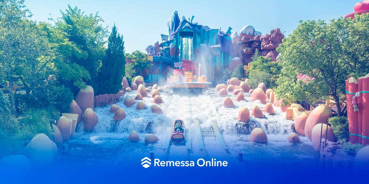 Saiba quais sao os parques de diversão mais diferentes do mundo