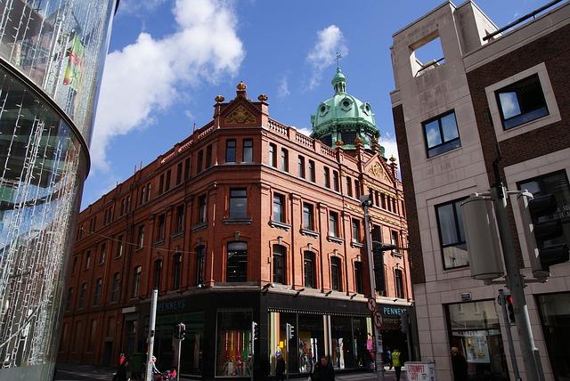 Dublin é o principal destino de quem solicita um visto para a Irlanda.