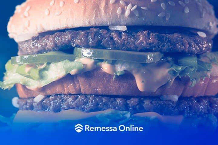 Saiba o que é o Big Mac Index