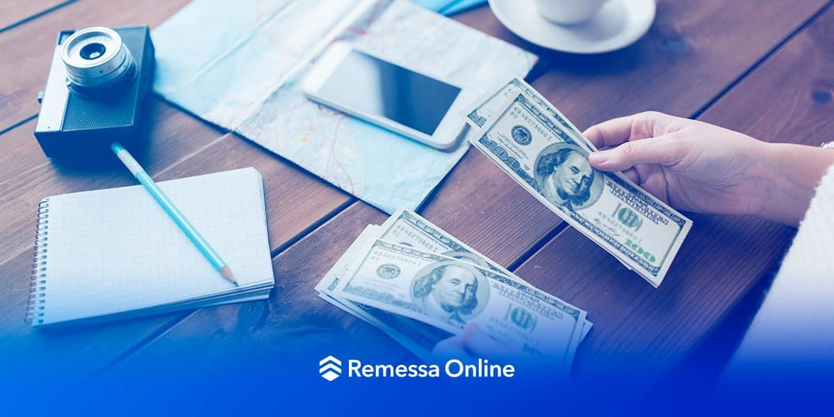 Saiba mais ou menos quanto dinheiro levar aos Estados Unidos