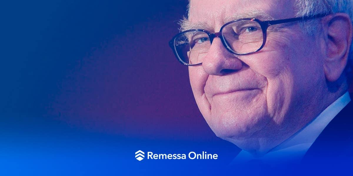 Saiba em quais as ações Warren Buffett investe